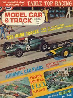 model car and track magazine   MODEL CAR & TRACK SLOT CAR MAGAZINE - 1963 - 1964 - 1965 - 1966 - 1967 ...
