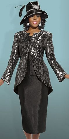 Donna Vinci Couture 5442 Womens Church Suit image