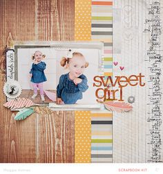 custom patterned paper backgrounds - Maggie Holmes and @Studio_Calico