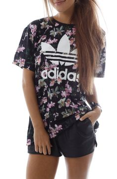 e7e42c56a608 Adidas Women Shoes - cool T-Shirt - t-shirt - Outfits Hunter by www. - We  reveal the news in sneakers for spring summer 2017