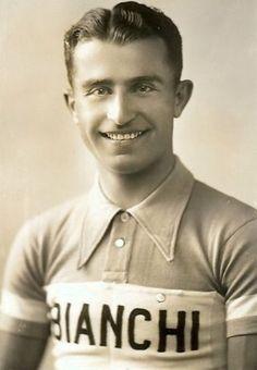 Giuseppe Olmo (1911-1992). Ciclista