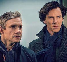 Sherlock alive : Фото