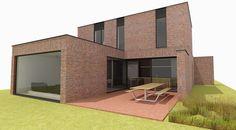 Raf Segers Architect | Woning LV Beringen