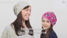 Free sewing pattern for sewing a cool beanie hat for women, men and kids. In this tutorial, you' Sewing Patterns Free, Free Sewing, Free Pattern, Sewing Hacks, Sewing Tutorials, Cool Beanies, Beanie Hats For Women, Diy Hat, Creation Couture