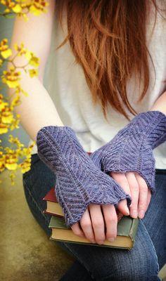 Ravelry: Colophon pattern by Hunter Hammersen Crochet Gloves, Knit Mittens, Knitting Socks, Knit Crochet, Wraps, Pattern Photography, Fingerless Mitts, Pattern Library, Sock Yarn