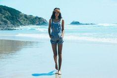 David Hauserman shot model Natalie Sole
