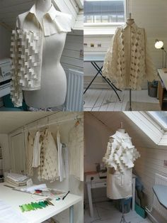 Moulage / draping