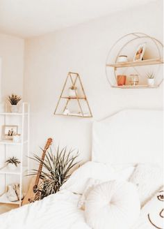 Bedroom Wall Decor Ideas, tip number 8810358956 to analyze today. Cute Bedroom Decor, Stylish Bedroom, Room Ideas Bedroom, Bed Room, Bedroom Wall, Wall Decor, Child's Room, Bedroom Inspo, Bedroom Designs