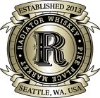 Radiator Whiskey in Pike Place