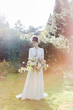 Jesus Peiro and Jenny Packham for an Elegant Autumn Wedding at Nonsuch Mansion   Love My Dress® UK Wedding Blog
