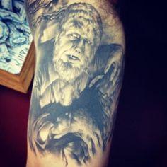 Tom Taylor - deep six tattoo