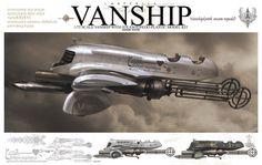 "rocketumbl: "" 小林誠 Makoto Kobayashi ラストエグザイル ヴァンシップ Last Exile Vanship """
