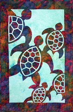 Herd of Turtles quilt pattern