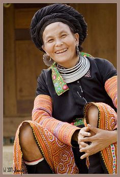 The Hmong are an Asian ethnic group from the mountainous regions of China, Vietnam, Laos, and Thailand.