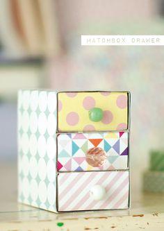 Matchbox drawer by jasna.janekovic