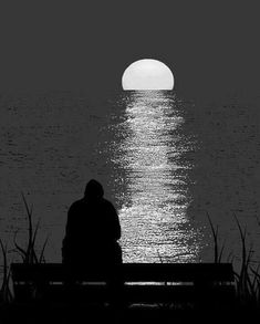 New black and white photography shadows night Ideas Alone Photography, Boy Photography Poses, Dark Photography, Black And White Photography, Night Sky Photos, Alone Art, Dark Art Drawings, Surrealism Photography, Beautiful Moon