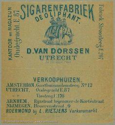 D. van Dorssen, Utrecht