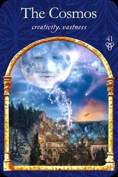 The Cosmos - Psychic Tarot