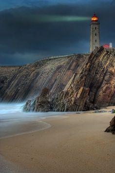 """""""Guiding Light..."""" Buraco do Prego - S. Pedro de Moel - Marinha Grande - Portugal"""
