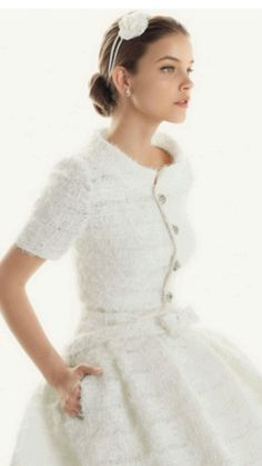 Wedding dress - jacket
