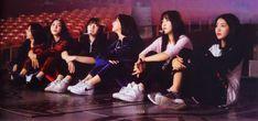 "GFRIEND - Season of GFRIEND ""2018 GFRIEND 1st Concert ENCORE"" ~ You Only Live Once Cloud Dancer, G Friend, Independent Women, Kpop Groups, Teaser, Mini Albums, Pretty Girls, Girl Group, Korean Fashion"