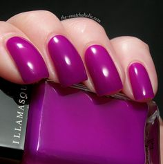 Illamasqua - Stance nail varnish from Human Fundamentalism Spring/Summer 2012