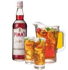 Pimm's Cup: the Wimbledon Cocktail Serve up some refreshment with this enticing, slightly spicy British potion.