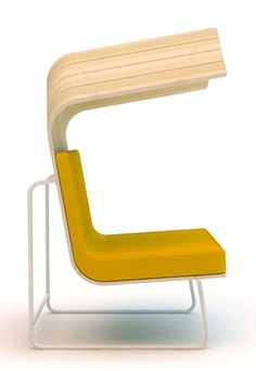 Hool Na Chair With Roof by Christian Vivanco