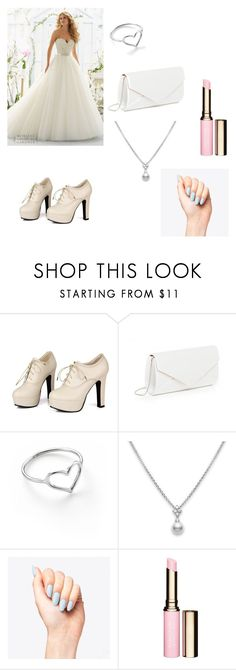 """Untitled #9"" by lamija10 ❤ liked on Polyvore featuring Sidewalk, Jordan Askill and Clarins"