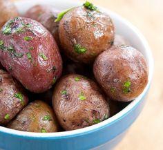 New York Salt Potatoes