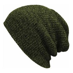 5e6582fd443 Slouchy Winter Hats Knitted Beanie Caps Soft Warm Ski Hat Hip-Pop – Chelle   amp