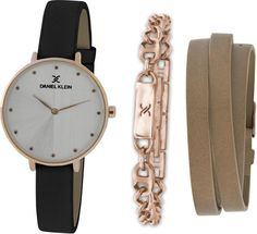 Win 1 of 2 Daniel Klein watch and bracelet sets worth each! Daniel Klein, Essentials Magazine, Bracelet Set, Men's Fashion, Watches, Leather, Accessories, Moda Masculina, Mens Fashion