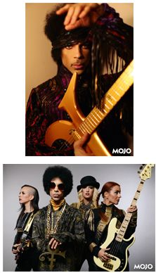 MOJO April 2014 (Prince Strictly Limited Edition Collectors' Poster Issue)