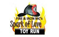 Bennington, KS - Oct. 25, 2015: Spark of Love Toy Run. All toys will be given to the Ottawa County Ministerial Association and distributed through the Open Hearts Christmas Store.