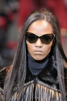 Versace Cat- Eye #Sunwear Fall Winter 2014