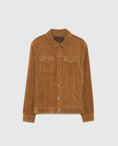 Image 8 of CORDUROY JACKET from Zara