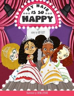 13 Children's Books that Encourage Kids to Love Black Hair | theculture.forharriet.com
