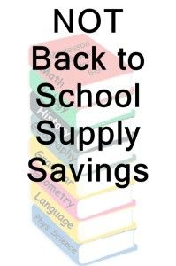 Not back to school supply savings list Math School, End Of School Year, School Fun, School Days, Classroom Organization, Classroom Ideas, Organizing, Back To School Supplies, Never Stop Learning