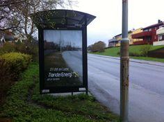 Kampanje for TrønderEnergi, mai 2012.  #minbydel #Lade #StoltTrønder