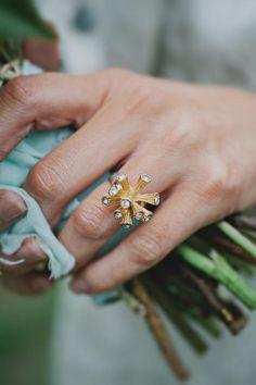 Mid Century Modern #Wedding Inspiration