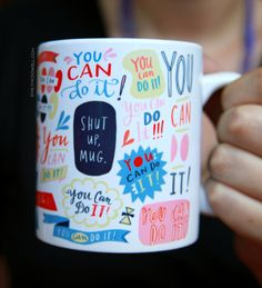You Can Do It! Mug