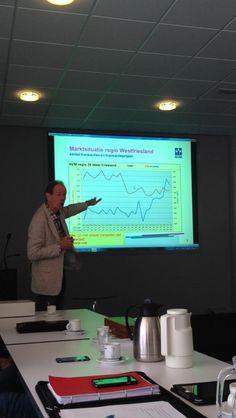 @ericdegraaf Bedankt voor de mooie cijfers tijdens de #nvm bijeenkomst #makelaar #Westfriesland