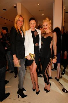 7ff394d2cc Gwen Stefani - Love that dress! Gwyneth Paltrow