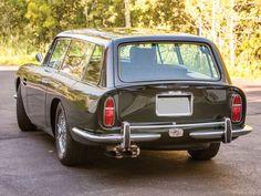 1967 Aston Martin DB6 - Mk I Shooting Brake | Classic Driver Market