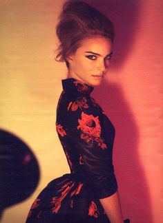 Natalie Portman in dress from Prada