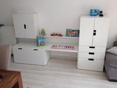 Speelhoekje Ikea Kids Bedroom Designs, Baby Room Design, Ikea Pax Closet, Ikea Small Spaces, Home Insulation, Ikea Living Room, Ikea Kids, Toddler Rooms, Boy Room