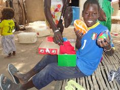 Unsolicited advice about stuffing a shoebox.  Deflated soccer ball and hand pump, the most prized possession. Samaritan's Purse Shoeboxes.  Operation Mobilization.