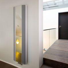 Дизайн радиаторы jaga Дизайн-радиатор Jaga Iguana Visio Plus 9016 ral Артикул: VIPW0.180051.001/MM Функциональность прибора расширена за счет зеркала