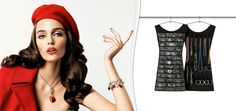 LiveDeal | ΠΡΟΣΦΟΡΕΣ αθήνα | Deal - Οργανώστε τα κοσμήματά και τα αξεσουάρ σας με μία Jewelry Hanger Safe, πρακτική θήκη 2 όψεων σε σχήμα φορέματος, σε μαύρο ή κόκκινο χρώμα, μόνο με 7€ από 12€, με παραλαβή από το κατάστημα Magichole.com.gr στο Παγκράτι ή με αποστολή σε όλη την Ελλάδα!