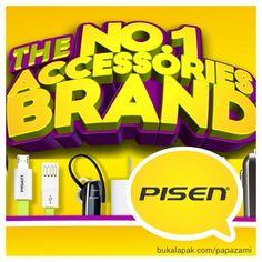 Beragam pilihan powerbank Pisen, brand aksesoris no.1 di China, kini hadir di Indonesia.   Online shopping: www.bukalapak.com/papazami  Fast Order: HP/WA/TG: 0815-1100-6400 BBM: 5E2E9F7F LINE ID: papazami  #pisen #pisenindonesia #pisenmart #pisenstore #pisenshop #pisenonline #powerbank #papazami #tokopapazami #onlineshop